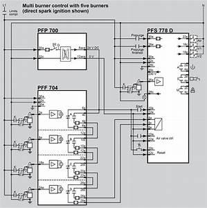 Kromschroder Flame Relay Pff 704 For Pf