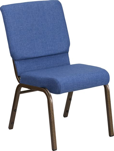 Hercules Stackable Church Chairs by Hercules Series 18 5 W Stacking Church Chair In Blue