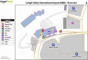 Lehigh Valley International Airport - Kabe - Abe