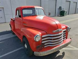 Chevy 5 Window 3100  V8  Manual  For Sale In Corona  Ca