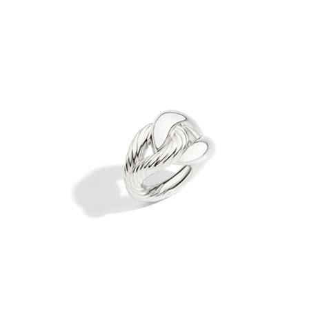 pomellato 67 prezzi anelli anello pomellato argento collection polignone boutique
