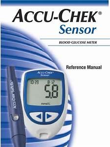 Accu Chek Reference Guide Blood Glucose Monitor 98 79 Ec