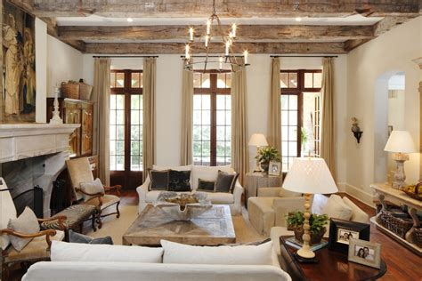 Farmhouse Kitchen Decorating Ideas - impressive rustic curtains trend other metro mediterranean living room decorating ideas with