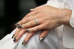 2020 Nail Art Trend: Metallic on Metallic | Nail Art ...