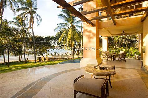 oceanfront spanish colonial hacienda  sale  flamingo beach pacific ocean costa rica