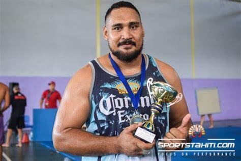 Lutte : Tournoi de lutte 2016 : Loic Tautu et Tamahau Mc Comb au top