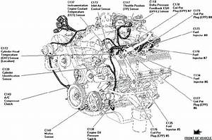 Spark Plug Wire Diagram For 2000 Ranger