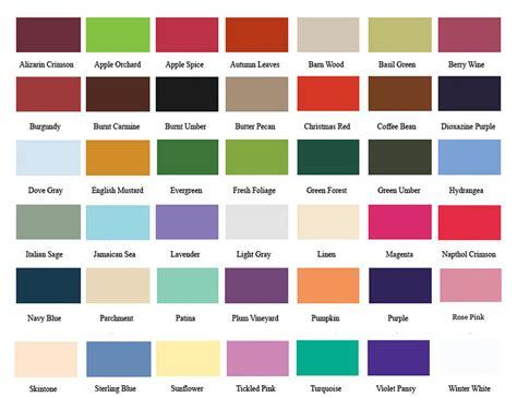 acrylic paint colors shamrock