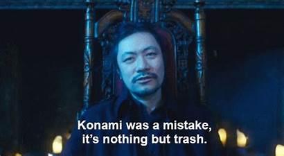 Konami Mistake Kojima Mistakes Pile Castlevania Hideo
