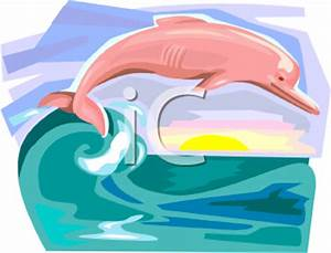 Ocean Pink Clipart - Clipart Suggest