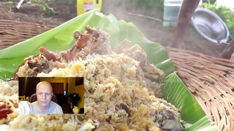 Chicken Biryani Recipe Traditional Chicken Biryani By Our Grandpa