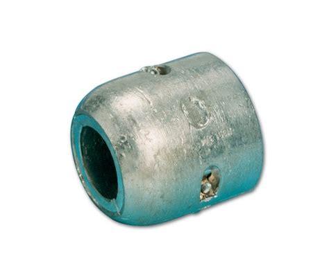 Aluminium Boot Zout Water by Boot Anoden Mgd Schroefasanodes Aluminium