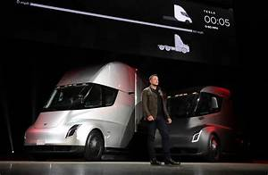 Tesla's Electric Semi Truck Gets Orders From Wal-Mart and ...