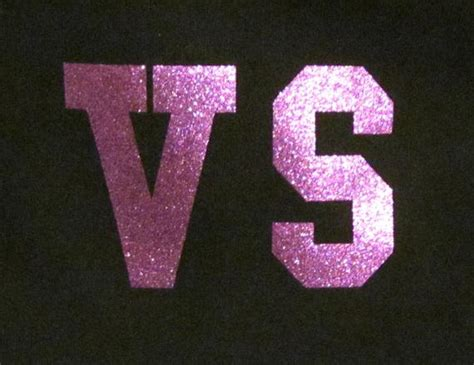 letter purple glitter letters  custom  shirt vinyl heat