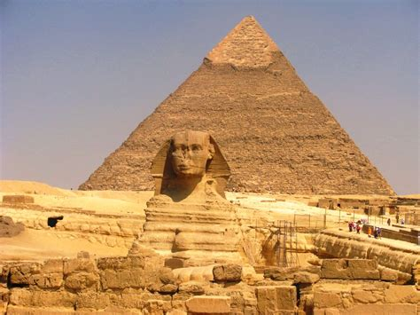 Great Pyramid Of Giza The Ancient Wonders Of The World