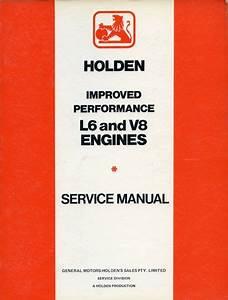 Holden - Improved Performance L6 And V8 Engines