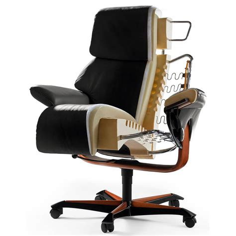 stressless mayfair office chair from 2 595 00 by