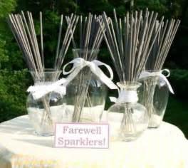sparklers at wedding wedding sparkler centerpieces wedding day sparklers