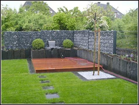 Garten Terrasse Neu Gestalten  Garten  Hause Dekoration