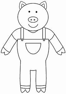 "Search Results for ""Clip Art Pigs Black And White ..."