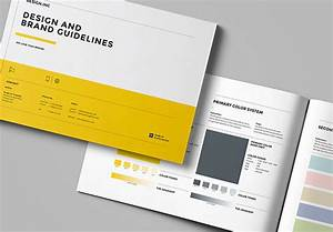 25 Best Brand Guideline Design Templates  U2013 Bashooka