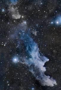 APOD: 2015 October 30 - The Witch Head Nebula