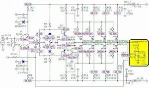 Irfp240 Irfp9240 Mosfet 400w Amplifier Circuit