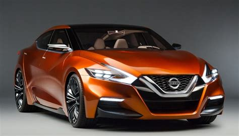 nissan maxima redesign price  release date