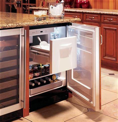 zibshss monogram bar refrigerator module stainless steel