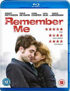 Remember Me Blu-ray Zavvi com