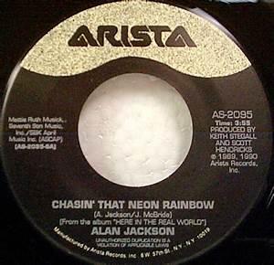 "Retro Single Review Alan Jackson ""Chasin' That Neon"