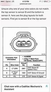 Delphi Crankshaft And Camshaft Position Sensor Wiring Diagram