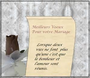 voeux pour mariage carte de voeux anniversaire de mariage wizzyloremaria site