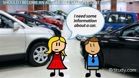How To Become An Automobile Salesman
