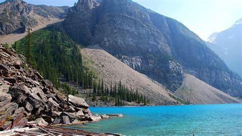 1920x1080 Moraine Lake Canada Alberta 1080p Laptop Full