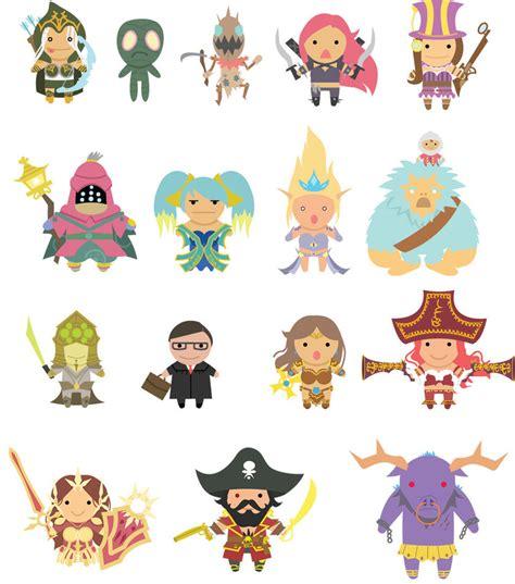 Mini League Of Legends By Stephahaha On Deviantart