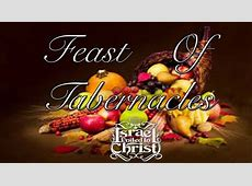 Feast of Tabernacles Israel United in Christ