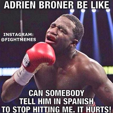 Adrien Broner Memes - adrien broner slammed by fans on social networking for partying and not training enough