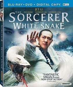 The Sorcerer and the White Snake DVD Release Date April 9 ...