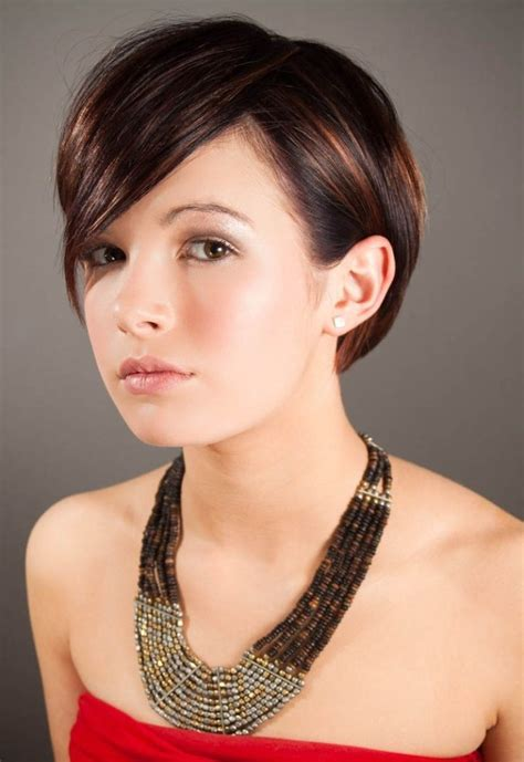 short hairstyles for women girls ladies cute modern