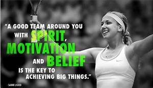 Inspiring Quotes from the World of Tennis ! - TechStory