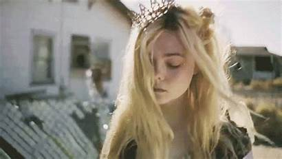 Elle Fanning Giphy Sunlight Darkened Animated Gifs
