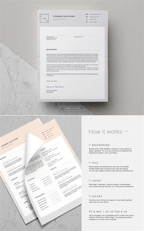Free Stylish Resume Templates Word by 1000 Ideas About Resume Template Free On Free