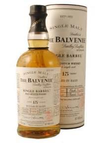 15 Year Single Malt Scotch Balvenie