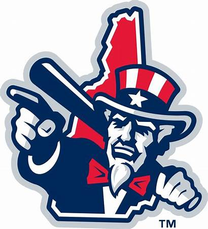 Baseball Minor League Logos Sports Fisher Team