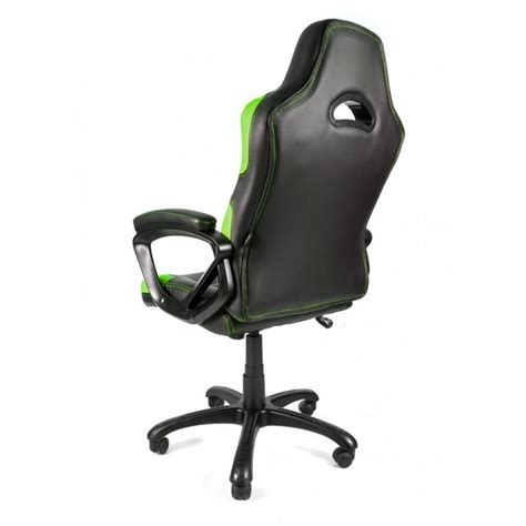 Arozzi Enzo Gaming Chair by Arozzi Enzo Gaming Chair Green Pulju Net
