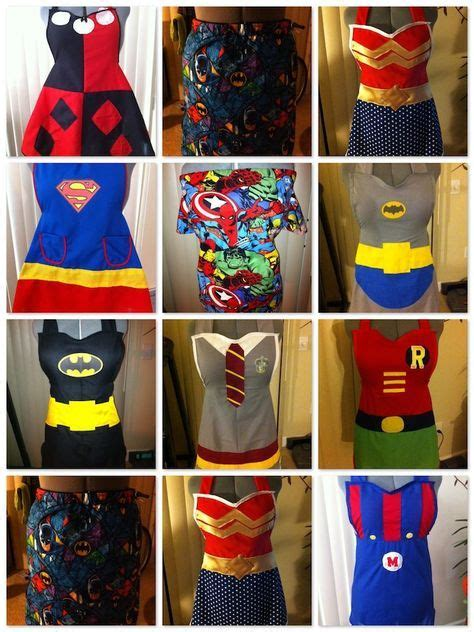 Nerdy Kitchen Aprons by Avental Voc 234 S Usariam Princess Aprons Sewing