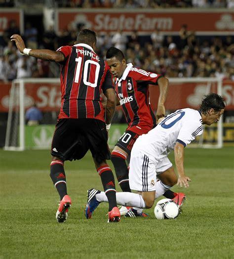 Ac Milan V Real Madrid Zimbio