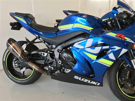 Suzuki Gsxr 600 Horsepower by 2017 Suzuki Gsx R1000 Review 18 Fast Facts