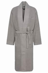 Hugo Boss Bademantel : boss badjas van gekamde ege sche katoen in kimonostijl ~ A.2002-acura-tl-radio.info Haus und Dekorationen